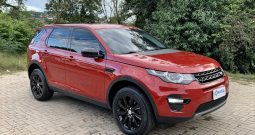 Land Rover Discovery Sport SE 2.2 SD4 [2016]